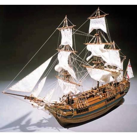 Bounty - Model Ship Kit Bounty 785 by Mantua Ship Models