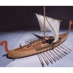 Viking, ship model kit Mantua 780