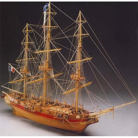 Astrolabe, ship model kit Mantua 773