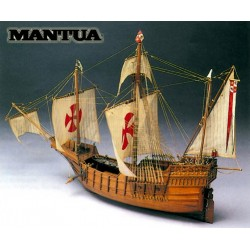 Santa Maria, ship model kit Mantua 775