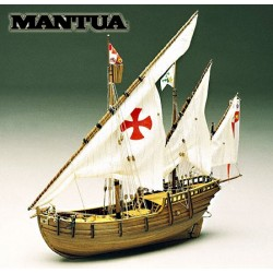 Nina ship model kit Mantua 756